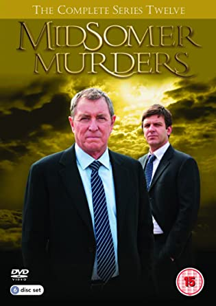 midsomer murders dvd complete collection