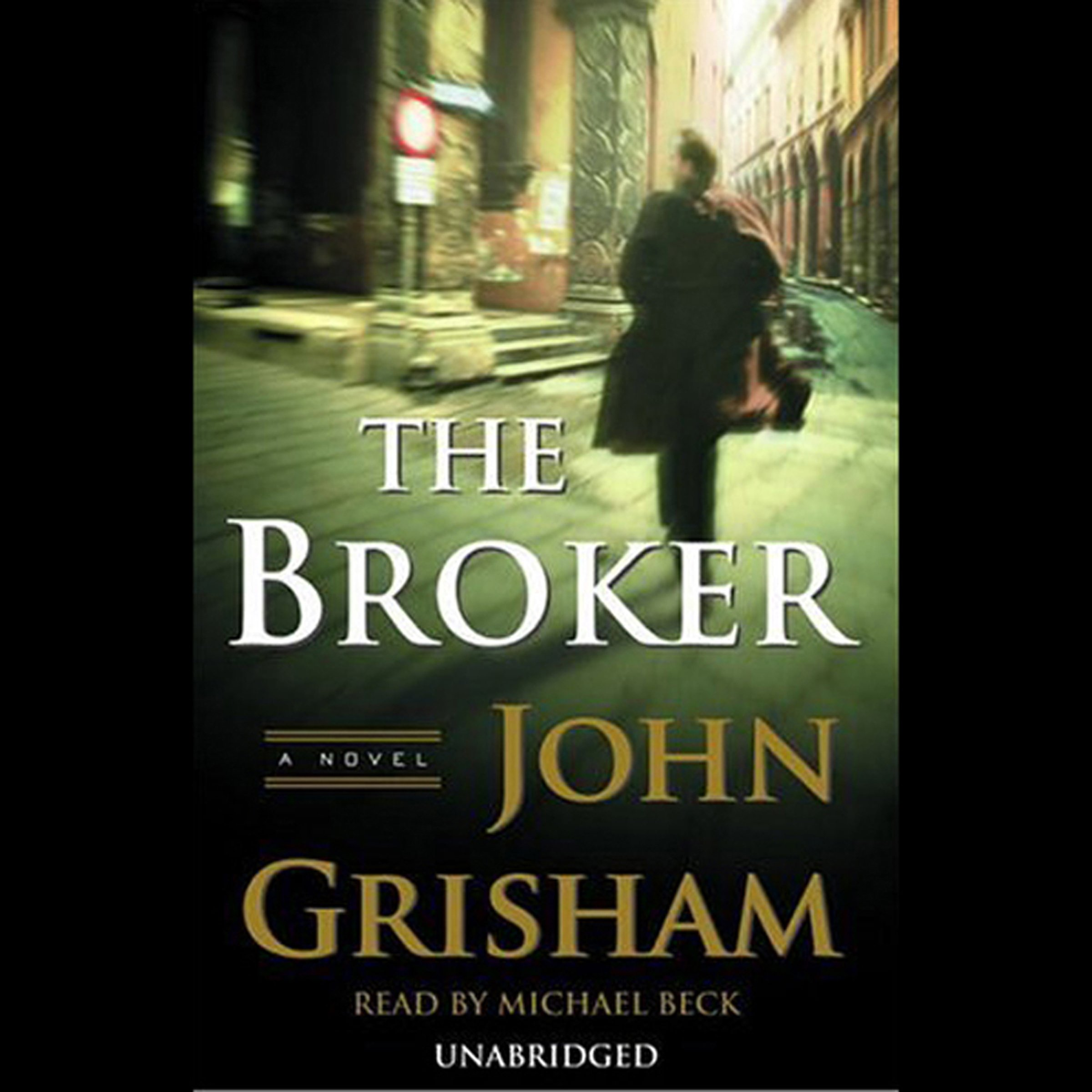 The Broker by Random House Audio (Image #1)