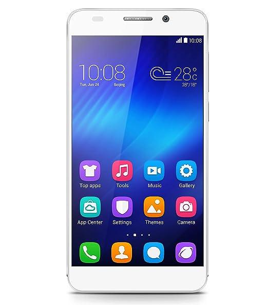1108 opinioni per Honor 6 Smartphone (5 pollici, Touchscreen, Octa-Core, 3GB RAM, 16GB ROM,