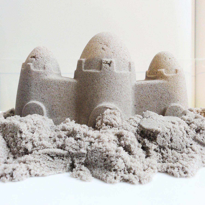 お家で使える砂「キネティックサンド」