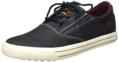 13603, Sneakers Basses Homme, Bleu (Navy), 44 EUs.Oliver