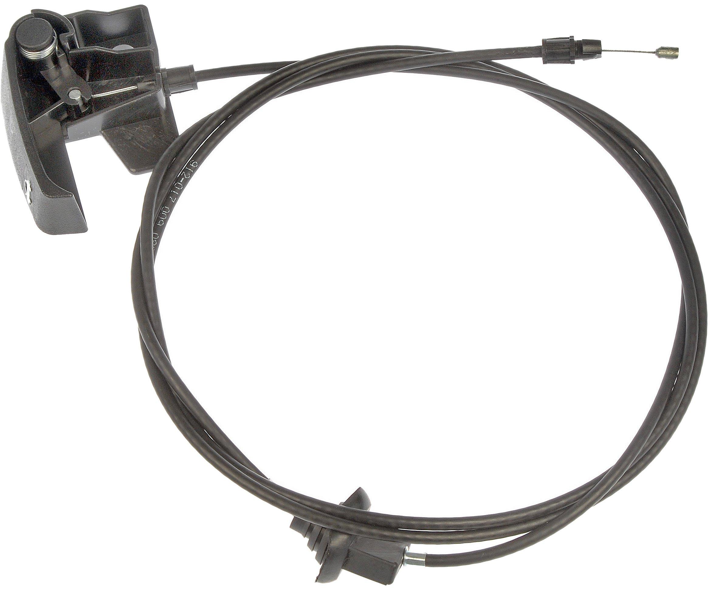 Dorman 912-017 Hood Release Cable by Dorman