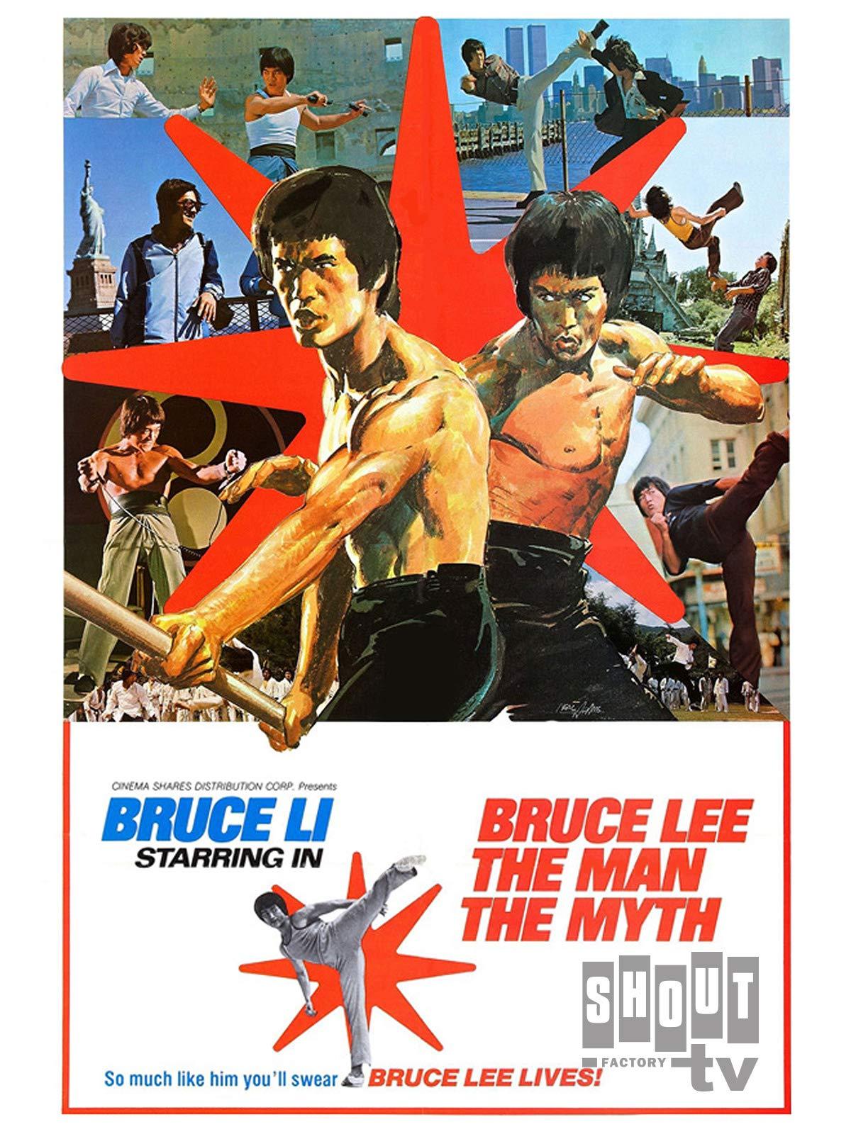 Bruce Lee: The Man, The Myth on Amazon Prime Video UK