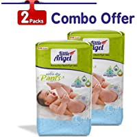Little Angel Baby Pull Ups, Large- 96 Count (₹ 9.46 /Count)