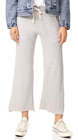 f0614c9413cb87 Amazon.com: SUNDRY Women's Flare Sweatpant: Clothing