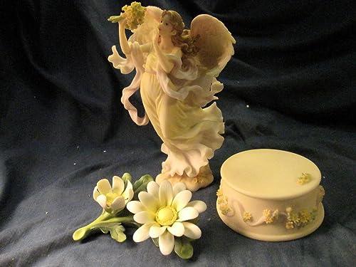 Seraphim Angels Daisy, by Roman, 84241