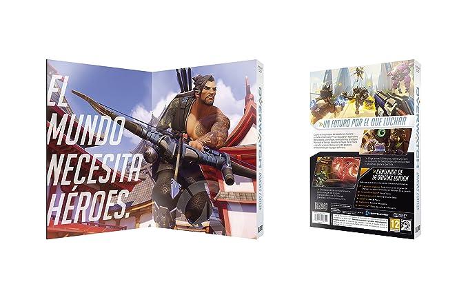 Overwatch Origins: PC: Amazon.es: Videojuegos