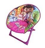 Disney Doc McStuffins Moon Chair, 50 x 50 x 45 cm, Multi-Colour