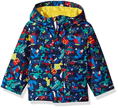 60cc9d431 Amazon.com  London Fog Baby Boys  Critters Printed Jacket  Clothing