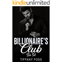 Complete Billionaire's Club Dark Romance Series