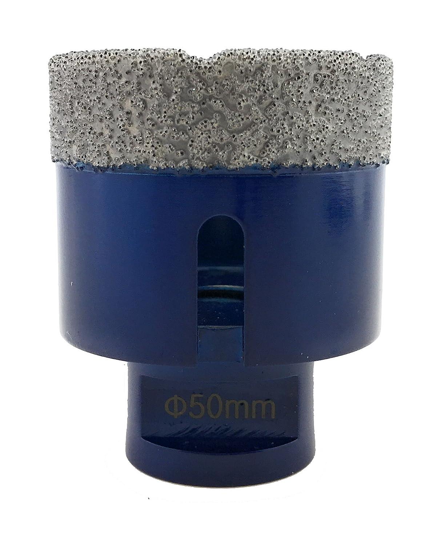 PDX955.880 50mm PRODIAMANT Qualit/é Premi/ère Foret Diamant Cylindrique 50 mm x M14
