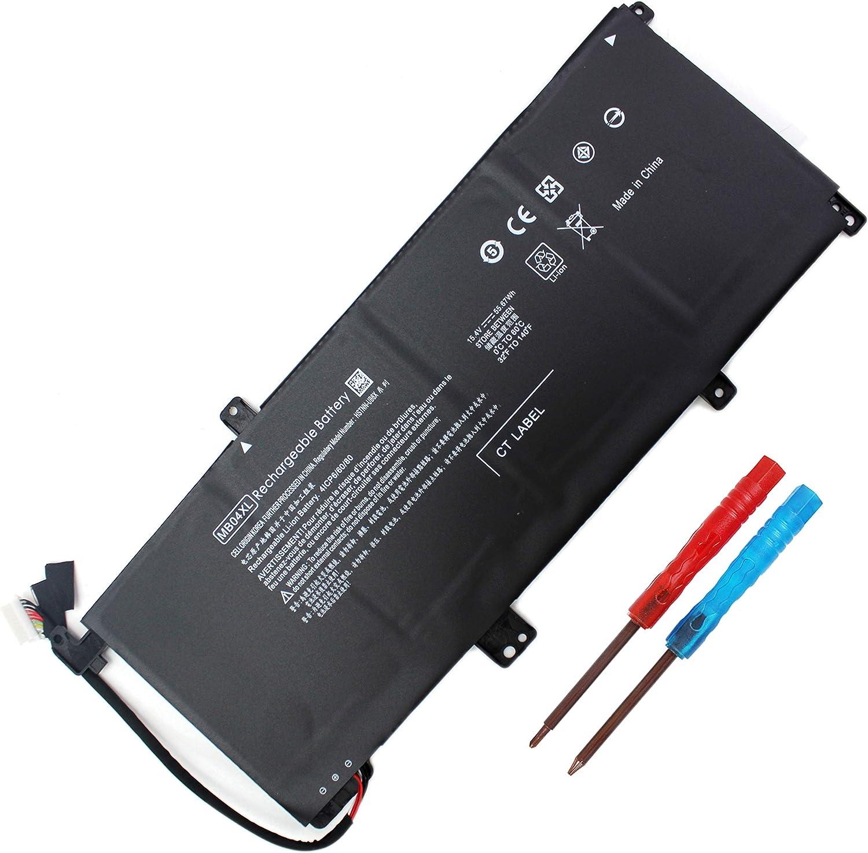 15.4V 55.67WH Battery Comaptible with HP Envy X360 M6 Convertible PC Series 15-AQ000NIA 15-AQ018CA 15-AQ103NX 15-AQ173CL 15-AQ267CL 15-AQ273CL HSTNN-UB6X 844204-850 MB04XL MBO4XL - Shareway