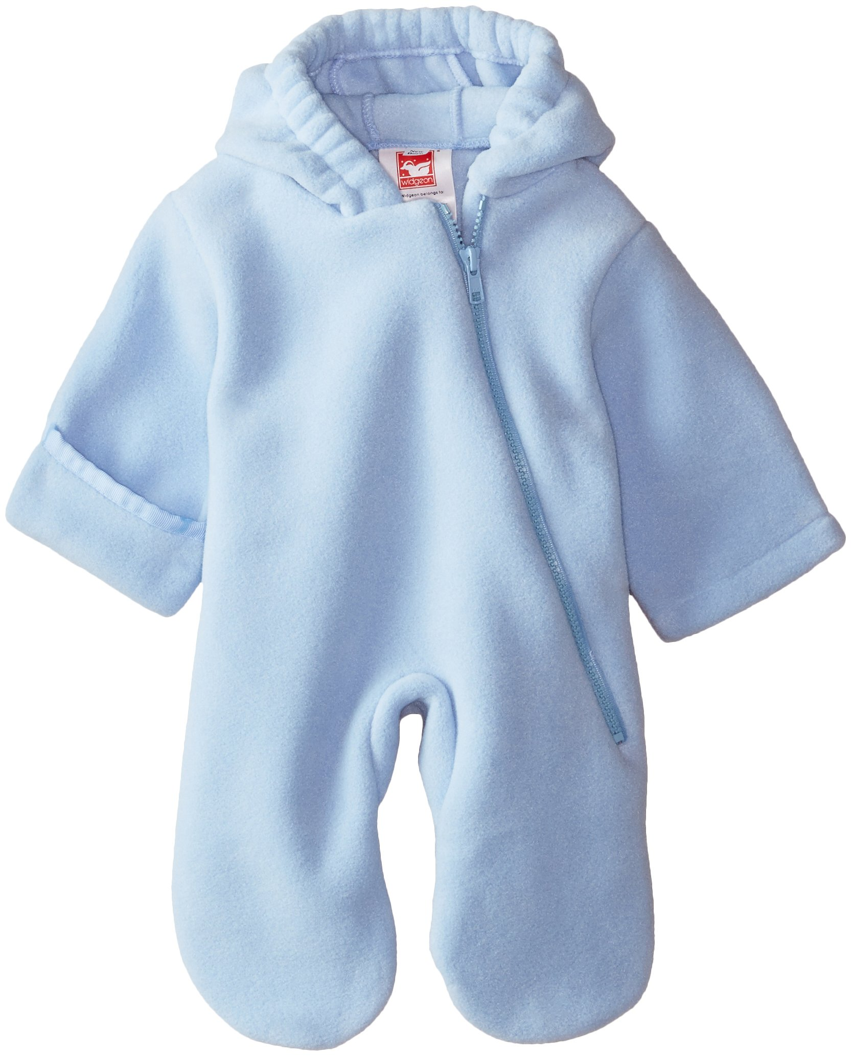 Widgeon Baby-Boys' Newborn Bunting, Light Blue, 6 Months