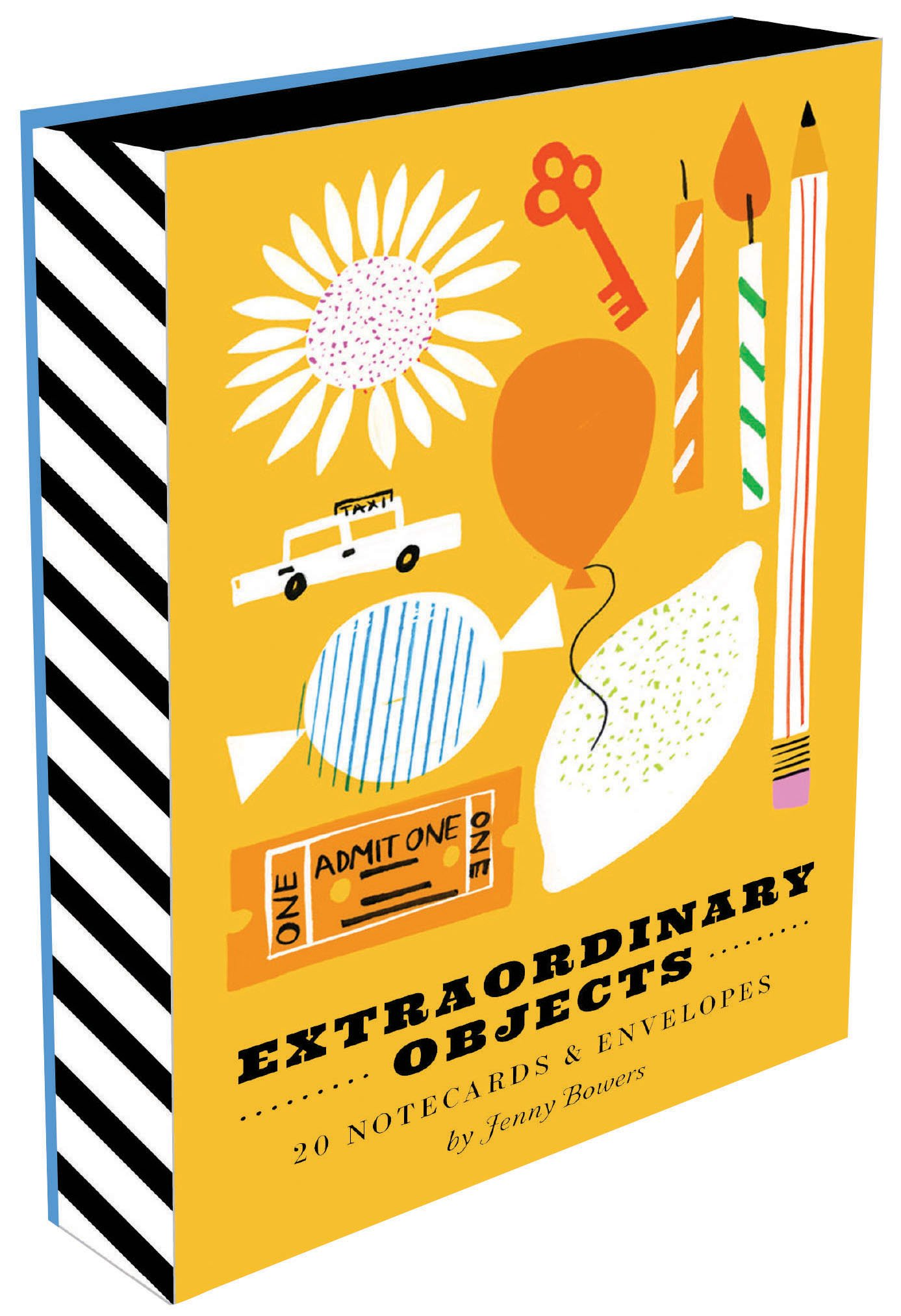 Download Extraordinary Objects Notes: 20 Different Notecards & Envelopes ebook