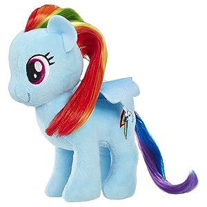 My Little Pony: The Movie Rainbow Dash Small Plush