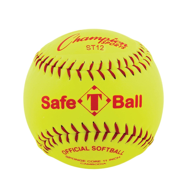 Championスポーツ安全ソフトボール 11-Inch  B002O2L9AW