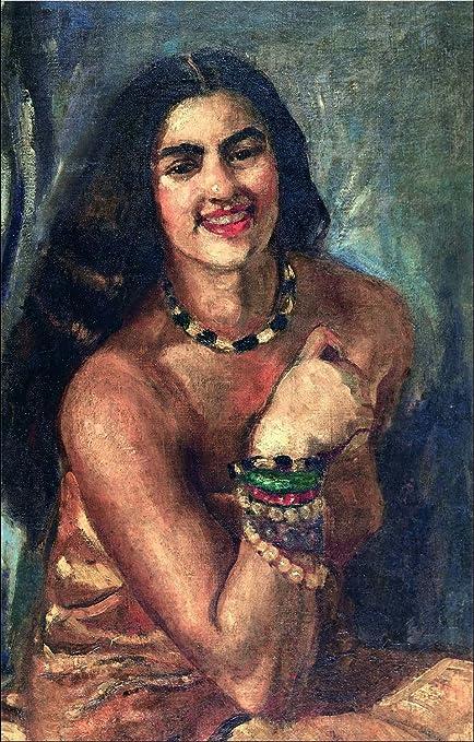 Tallenge - Amrita Sher-Gil Top 10 Famous - Indian Art