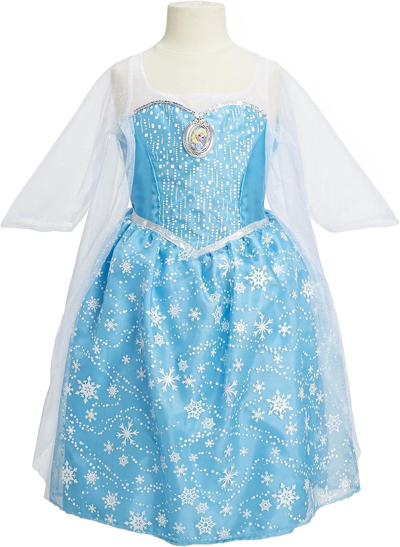 Vestido para ni/ña Disney Frozen Elsa