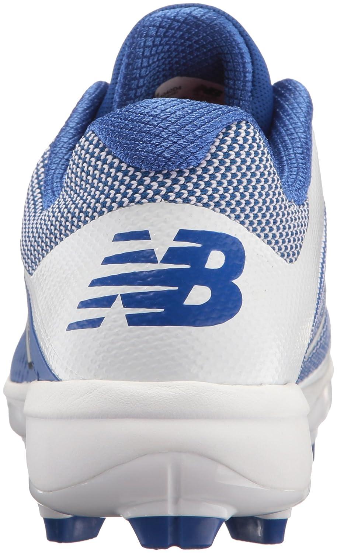 New Balance Men's PL4040v4 Molded Baseball schuhe, Royal Weiß, 11 11 11 D US 2b084e