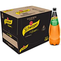 Schweppes Dry Ginger Ale, 12 x 1.1L