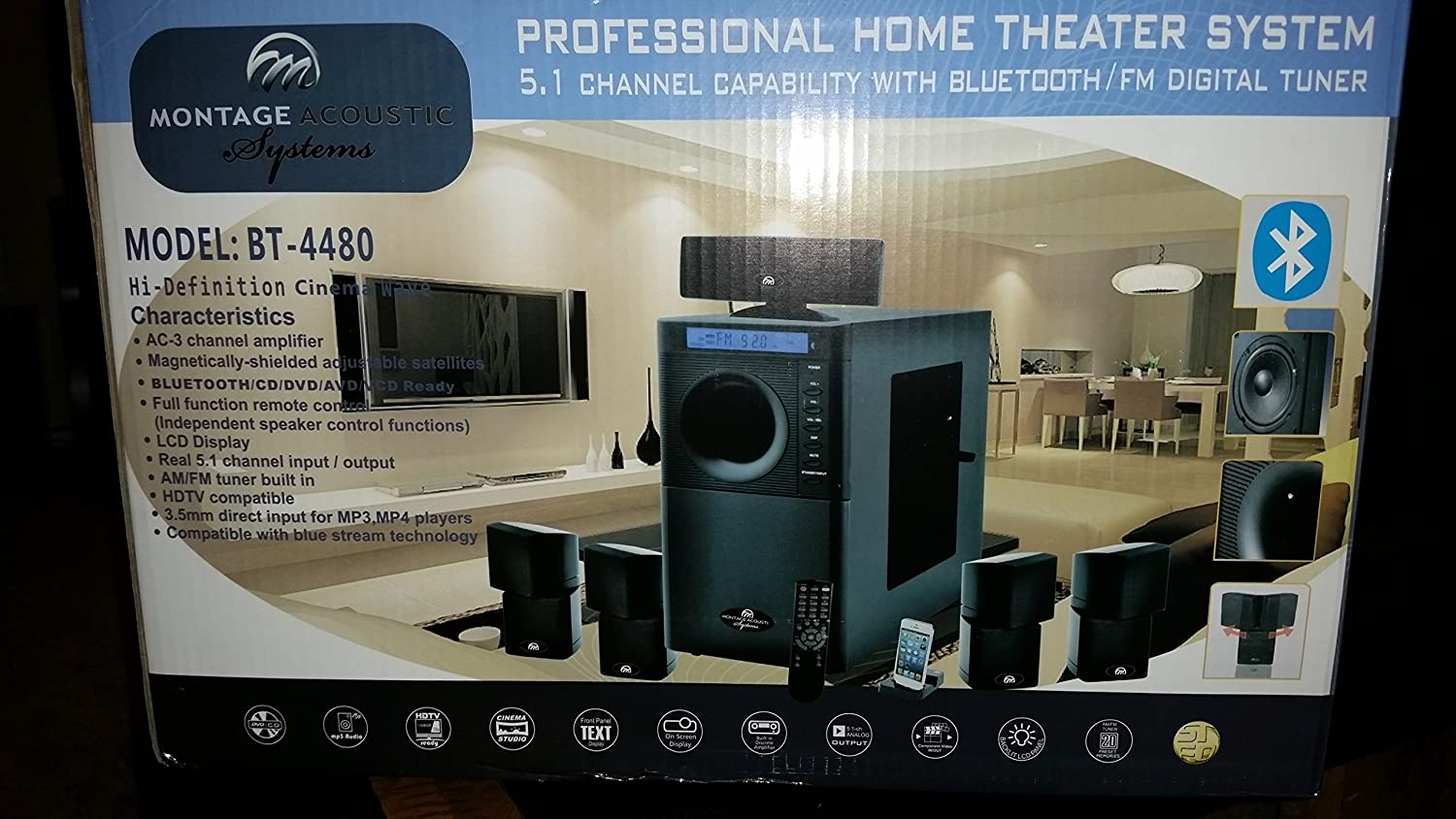 Professional Home Theater System. best professional home ...