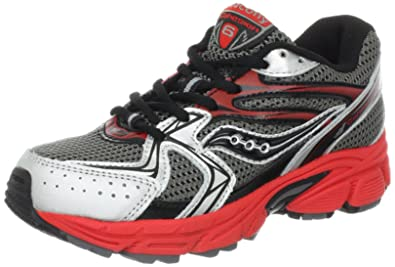 Saucony Boys Cohesion 6 Lace Running Shoe (Little KidBig Kid)