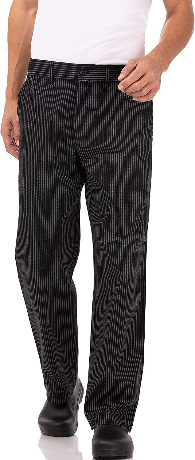Chef Works Men's Professional Series Chef Pants at  Men's Clothing store