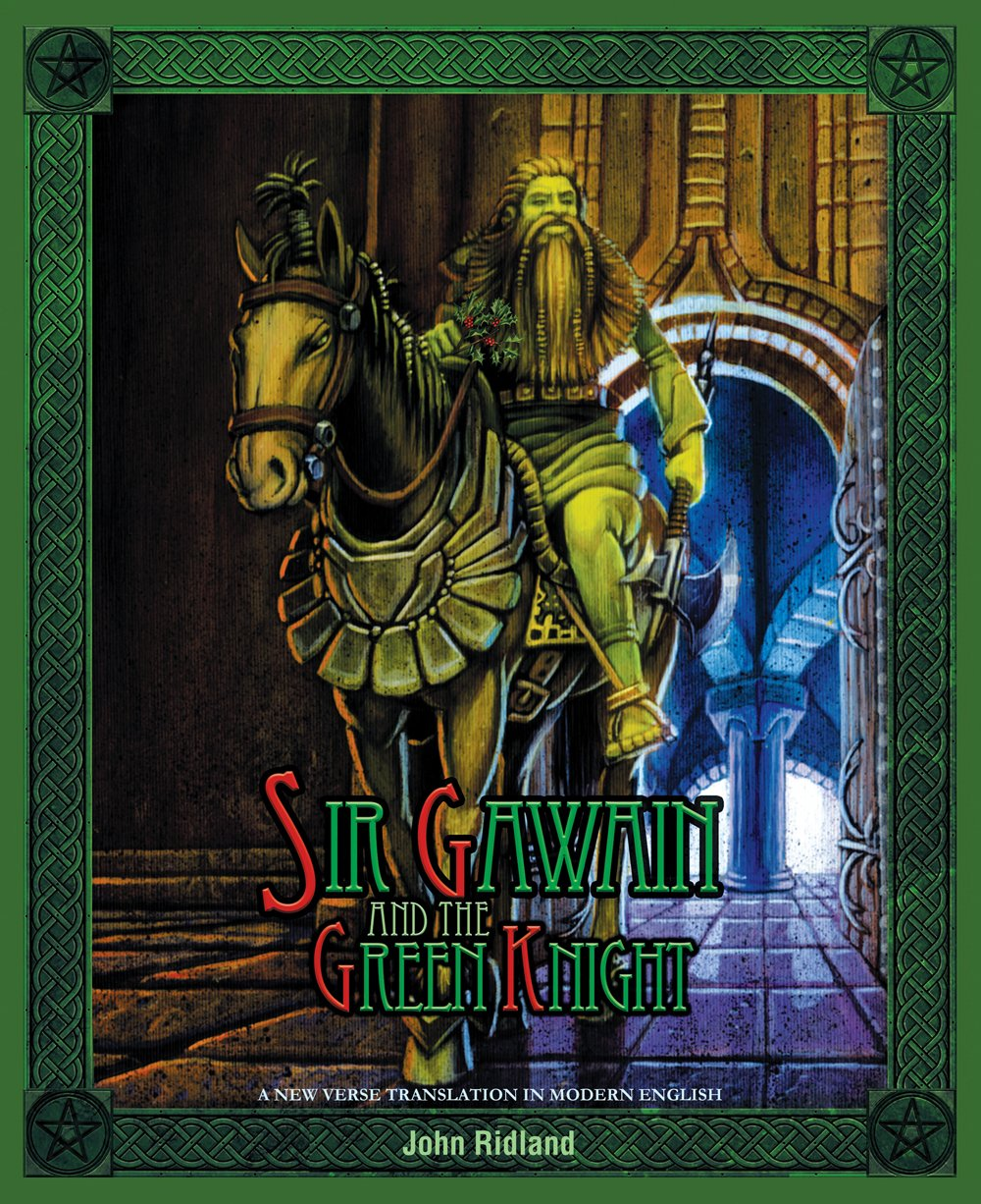 Sir Gawain and the Green Knight (A New Verse Translation in