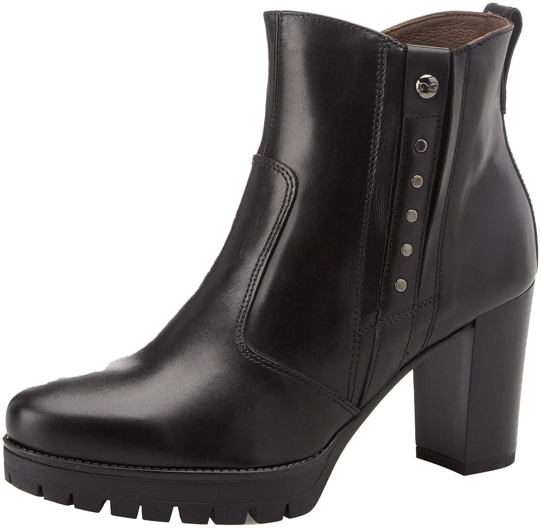 Schwarz Giardini Damen Caracas Tr Lima Kurzschaft Stiefel