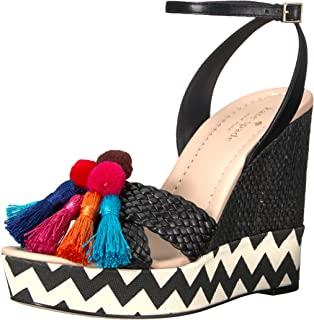 27c5bb53845 Amazon.com  Kate Spade New York Women s Dallas Wedge Sandal  Shoes