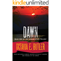 Dawn (The Xenogenesis Trilogy Book 1) book cover