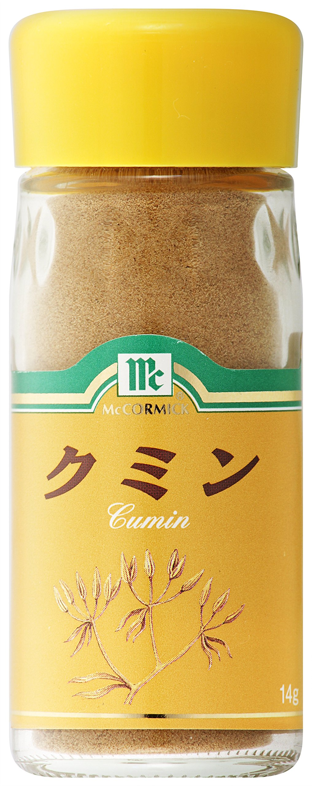 Yuki MC GL cumin powder 14g
