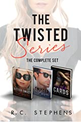 The Twisted Series: Complete Box Set (New Adult Romance): Bitter Sweet Love, Twisted Love and Wild Cards Kindle Edition