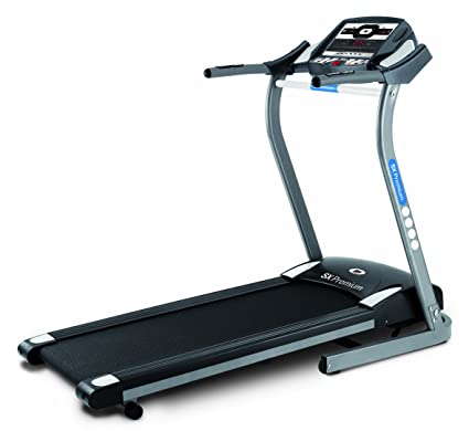 BH Fitness Laufband SX Premium - Cinta de correr para fitness ...