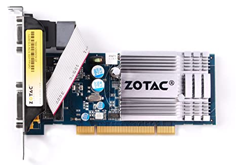 Zotac GeForce 6200 - Tarjeta gráfica NVIDIA (PCI-e, Memoria ...