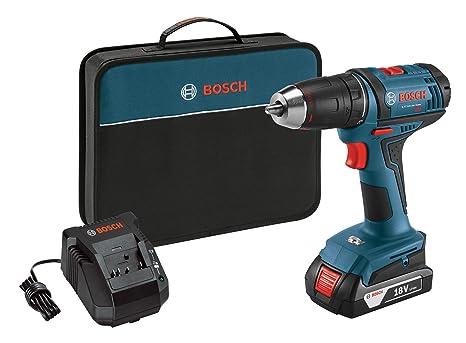 Amazon.com: Bosch DDB181-02 Juego de taladros y conductores ...