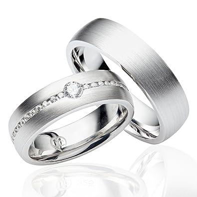 2 Silber 925 Trauringe gravur etui Eheringe Verlobungsringe Freundschaftsringe