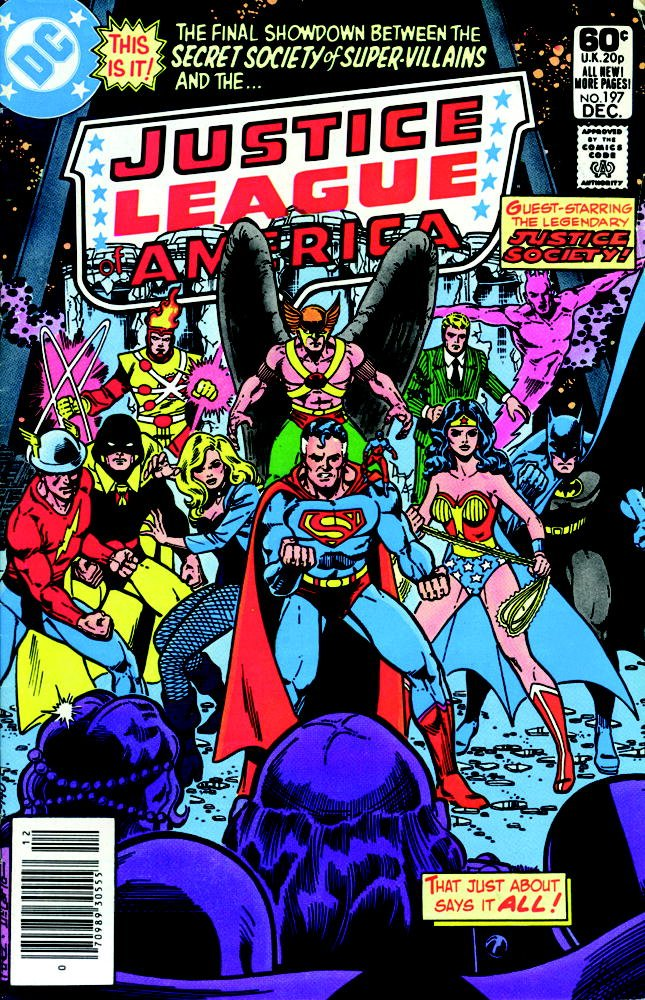 Justice League of America by George Perez, Vol. 1 (DC Comics Classic Library) ebook