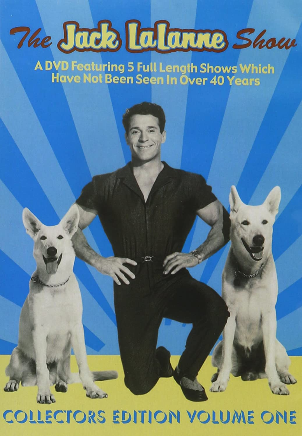 Amazon.com: The Jack LaLanne Show Collector's Edition Volume 1 ...