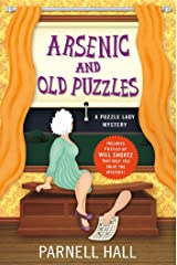 Arsenic and Old Puzzles: A Puzzle Lady Mystery (Puzzle Lady Mysteries Book 14) Kindle Edition