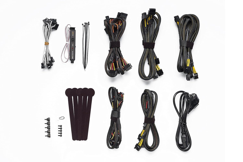Netzteile Dark Power PRO 11 100-240 V, 20+4 pin ATX, 50//60 Hz, 5Vsb,+12V1,12V,+12V2,+3.3V,+12V3,+12V4,+5V, Aktiv, ATX be quiet