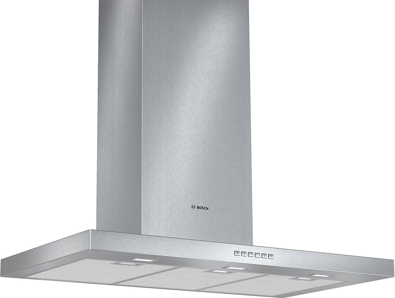 Bosch DWB097A50 - Campana Decorativa de Pared con Motor EcoSilence, 90 cm: 323.71: Amazon.es: Grandes electrodomésticos