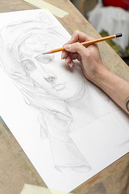 Clairefontaine 37308C Skizzenpapier Skizzenpapier Skizzenpapier (180 g, DIN A2, 42 x 59,4 cm, 12 Blatt, ideal für Künstler oder die Schule) weiß B017NEHZL2  | Lass unsere Waren in die Welt gehen  832cd6