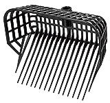 Kerbl Maxi 326056Manure Fork-Black