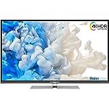 """Haier U43H7100 da 43"""", 4K, Ultra HD, HDR, Smart TV, Wi-Fi, Bluetooth (Netflix 4K Ultra HD, HDR, A+, 16:9, 3840x2160, colore nero)"""