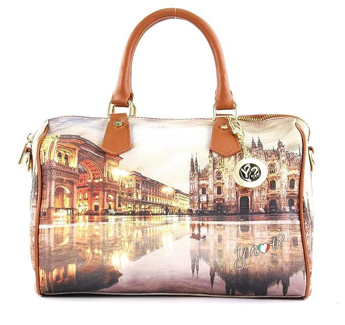 Borsa Bauletto M Tan Gold Milano Sunset K 318  Amazon.it  Scarpe e borse 810e313119d