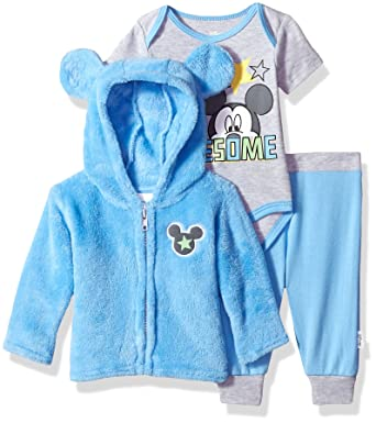 Mickey Mouse Baby Boy Pants Newborn Clothing, Shoes & Accessories