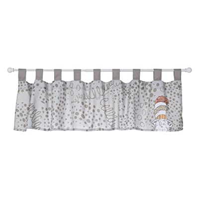 Trend Lab Dr. Seuss Peek-a-Boo Cat in The Hat Window Valance, Multi: Baby [5Bkhe2003392]