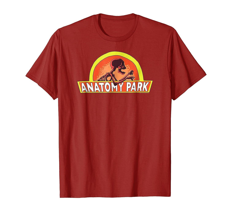 Amazon.com: Rick & Morty Anatomy Park T-Shirt: Clothing