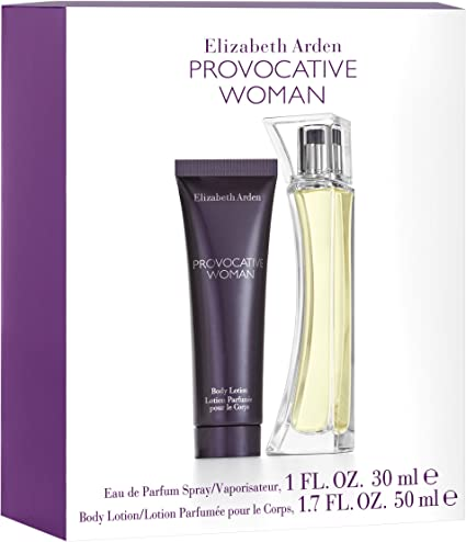 Set de regalo para mujeres Elizabeth Arden Provocative, 30 ml: Amazon.es: Belleza